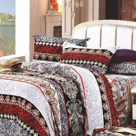 Перси КПБ хлопок Евро 4н Sofi de Marko Bedding Sets