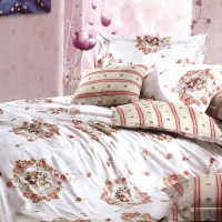 Атриум КПБ сатин Евро 4н Sofi de Marko Bedding Sets