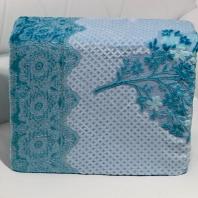 Комплект Деметрия (голуб) Sofi de Marko Plaids 220х240см