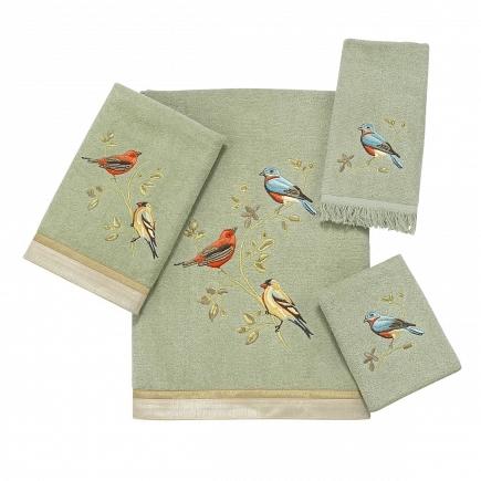Полотенце для рук Avanti Gilded Birds 019842SAG