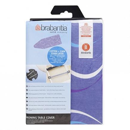Чехол для гладильной доски Brabantia Ironing Table Covers 124x38см 101984