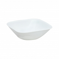 Тарелка суповая Corelle Pure White 650см