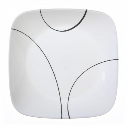 Тарелка закусочная Corelle Simple Lines 22см 1069985