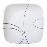 Тарелка обеденная Corelle Simple Lines 26см