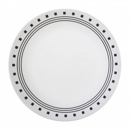 Тарелка закусочная Corelle City Block 22см 1074211