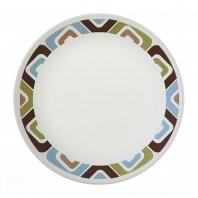 Тарелка закусочная Corelle Squared 22см