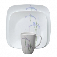 Набор посуды Corelle Shadow Iris 16пр.