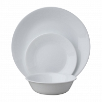 Набор посуды Corelle Winter Frost White 18пр.