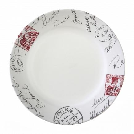 Тарелка закусочная Corelle Sincerely Yours 22см 1108509