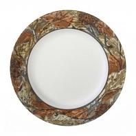 Тарелка обеденная Corelle Woodland Leaves 27см