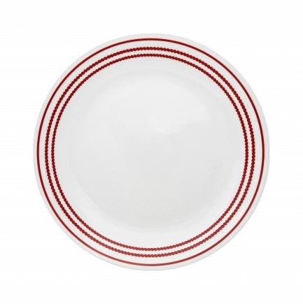 Тарелка обеденная Corelle Ruby Red 26см 1114008