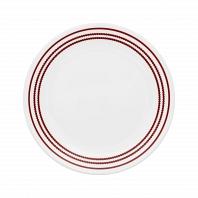 Тарелка закусочная Corelle Ruby Red 22см