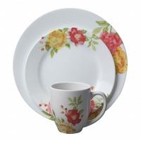 Набор посуды Corelle Emma Jane 16пр.
