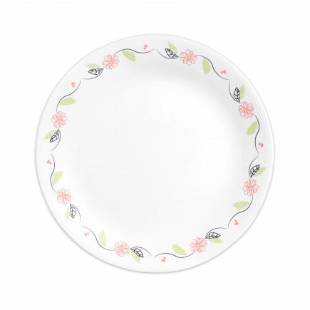 Тарелка обеденная Corelle Tangerine Garden 25см 1117764