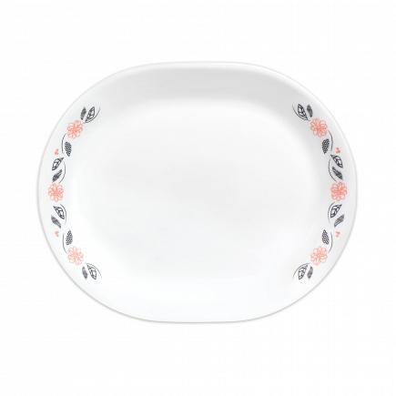 Блюдо сервировочное Corelle Tangerine Garden 31см 1117768