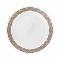 Тарелка обеденная Corelle Sand Sketch 26см