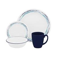 Набор посуды Corelle Ocean Blues 16пр.