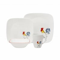 Набор посуды Corelle Coutry Dawn 16пр.