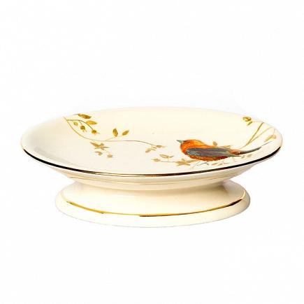 Мыльница Avanti Gilded Birds 11984C