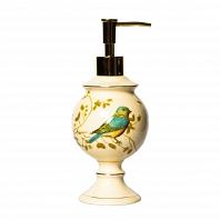 Дозатор для жидкого мыла Avanti Gilded Birds