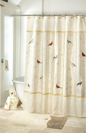 Шторка Avanti Gilded Birds 11984H