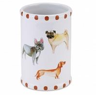 Стакан для зубной пасты Avanti Dogs on Parade