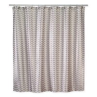 Шторка Avanti Shower Curtains Chevron 183х183см