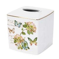 Бокс для салфеток (салфетница) Avanti Butterfly Garden