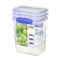 Набор (3шт) контейнеров Sistema KLIP IT™ Packs 400мл