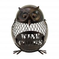 Декоративная емкость для винных пробок/мелочей Boston Warehouse Kitchen Owl