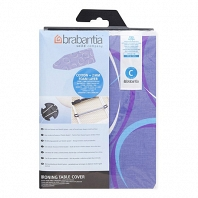 Чехол для гладильной доски с войлоком Brabantia Ironing Table Covers 124x45см