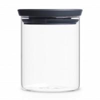 Модульная стеклянная банка Brabantia Canister 0,7л