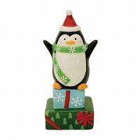 Набор солонка и перечница Boston Warehouse Kitchen Merry Penguin