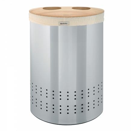 Бак для белья двойной Brabantia Laundry Bin 40л 360381
