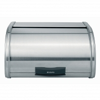Хлебница Brabantia Touch Bin Medium Matt Steel