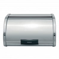 Хлебница Brabantia Touch Bin Medium Brilliant steel