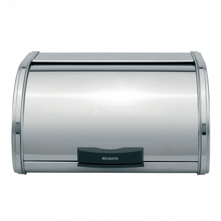 Хлебница Brabantia Touch Bin Medium Brilliant steel 397080