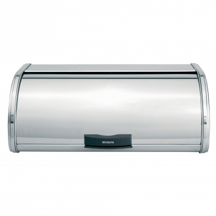 Хлебница Brabantia Touch Bin Brilliant Steel 397103