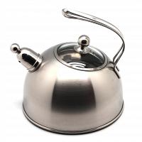 Чайник со свистком матовый 2,7л Silampos Kettles Miramar