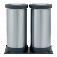Набор контейнеров для сыпучих продуктов 2пр. Brabantia Canister 0,7л