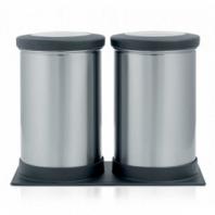 Набор контейнеров для сыпучих продуктов 2пр. Brabantia Canister 1,2л