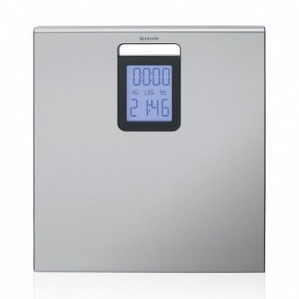 Весы для ванной комнаты Brabantia Bathroom and Toilet 419768