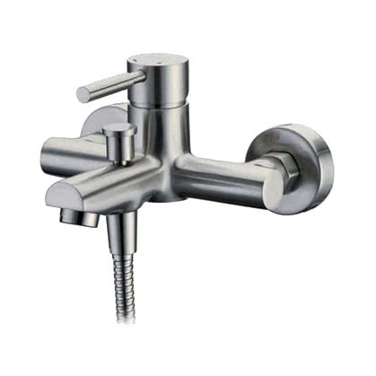 Смеситель для ванны WasserKRAFT Wern с коротким изливом 4201
