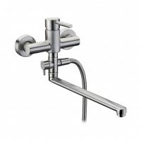 Смеситель для ванны WasserKRAFT Wern с длинным изливом