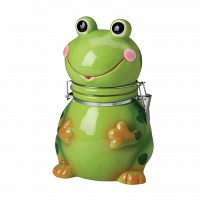 Банка для сыпучих продуктов Boston Warehouse Kitchen Frog