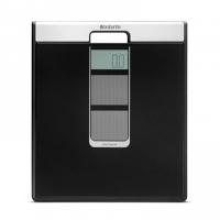 Весы для ванной комнаты на солнечных батареях Brabantia Bathroom and Toilet