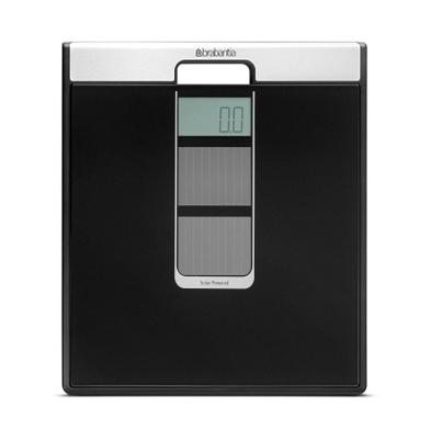 Весы для ванной комнаты на солнечных батареях Brabantia Bathroom and Toilet 481109