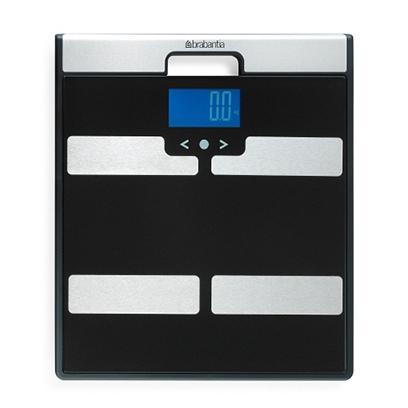 Весы для ванной комнаты с мониторингом веса Brabantia Bathroom and Toilet 481949