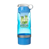 Спортивная питьевая бутылка Sistema Hydrate 615мл