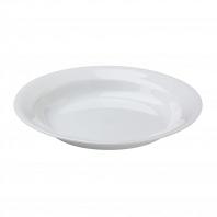 Тарелка суповая с бортом Corelle Winter Frost White 0,44л